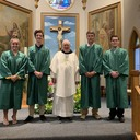 2019 Senior Mass photo album thumbnail 3